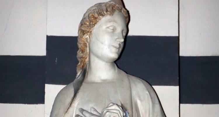 Storia di un annuncio: Maria e l'angelo