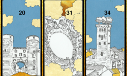mappa di Lucca