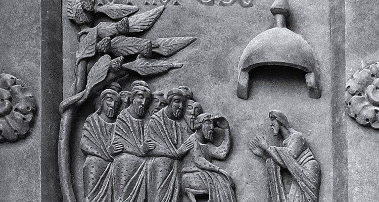 Un fumetto in una porta: Bonanno e la cattedrale di Pisa – parte 2